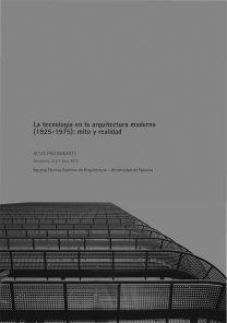 Congreso Internacional tecnología arquitectura